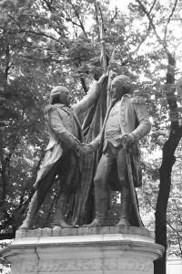 Washington & Lafayette