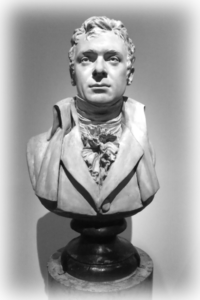 Robert Fulton by Houdon.
