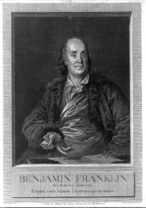 [Portrait of Benjamin Franklin]