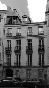 26, rue de Condé, Paris, France